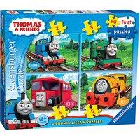 Ravensburger 4 in a Box Chunky Jigsaw Puzzles - Thomas the Tank Engine