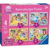Ravensburger Disney Princess Palace Pets 4 In a Box Puzzles - Disney Princess Gifts
