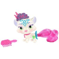 Disney Princess Palace Pets Furry Tail Friends Super Bright - Snowpaws The Snow Leopard - Palace Pets Gifts