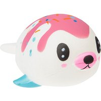 Squish Squashies Lovably Squishy - Seal
