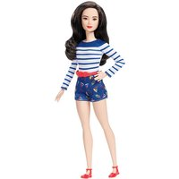 Barbie Fashionistas Doll Nice In Nautical - Nice Gifts