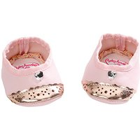Baby Annabell Shoes - Pink - Baby Gifts