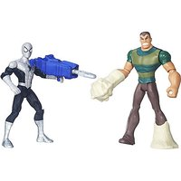 Marvel Ultimate Spider-Man Sinister 6 Two Figure Battle Pack - Spider-Man vs. Sandman