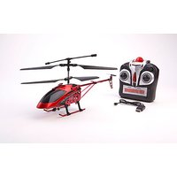 Hurricane Surfer RC Helicopter - Red - Rc Gifts