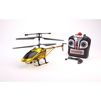 Hurricane Surfer RC Helicopter - Yellow - Rc Gifts