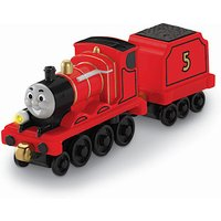 Fisher-Price Thomas & Friends Die-Cast Metal Talking James - Thomas And Friends Gifts