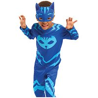 PJ Masks Cat Boy Hero Dress Up Costume (4-6 Years)
