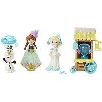 Disney Frozen Little Kingdom Ice Skating Scene Story Set - Skating Gifts