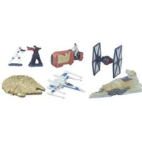 Star Wars Micro Machines Gold Series Battle for Jakku Set