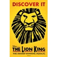 The Lion King - Theatre Break