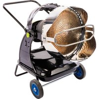 Draper DSH IR30 B Jet Force Infra Red Diesel Space Heater