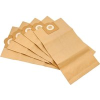 Draper Dust Bags for WDV30SS Vacuum Cleaner Pack of 5