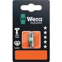 Wera Impaktor Torx Screwdriver Bits T40 25mm Pack of 1