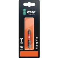 Wera Impaktor Phillips Screwdriver Bits PH3 50mm Pack of 1