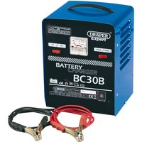 Draper Expert BC30B Car Battery Charger 12v or 24v
