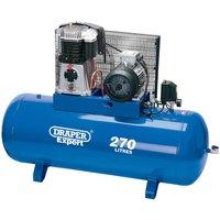 Draper Expert DA270/841 270 Litre Air Compressor 415v