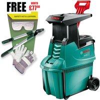 Bosch AXT 25 Drum Garden Shredder 240v
