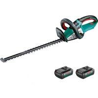Bosch ADVANCEDHEDGECUT 36v Cordless Hedge Trimmer 540mm 2 x 2ah Li-ion Charger