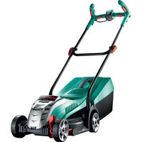 Bosch ROTAK 32 LI ERGOFLEX 36v Cordless Rotary Lawnmower 320mm 1 x 2ah Li-ion Charger