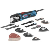 Bosch GOP 55 36 Starlock Max Oscillating Multi Tool and Accessory Pack 110v