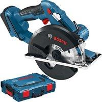 Bosch GKM 18 V-LI Cordless Metal Cutting Circular Saw No Batteries No Charger Case
