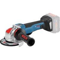 Bosch GWX 18 V 10 PSC X Lock Angle Grinder 125mm No Batteries No Charger Case