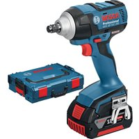 Bosch GDS 18 V-EC 250 18v Brushless Impact Wrench 2 x 5ah Li-ion Charger Case
