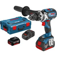 Bosch GSB 18 V-85 C 18v Connection Cordless Ready Combi Drill 2 x 5ah Li-ion Charger Case