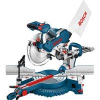 Bosch GCM 10SD Sliding Compound Mitre Saw 254mm 110v