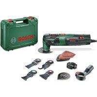 Bosch PMF 250 CES Oscillating Multi Tool Set 240v
