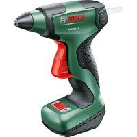 Bosch PKP 3 6 LI 3 6v Cordless Glue Gun 1 x 1 5ah Integrated Li ion Charger No Case