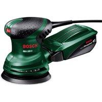 Bosch PEX 220 A Orbital Sander 125mm 240v