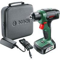 Bosch EASYDRILL 12 LI 12v Cordless Drill Driver 1 x 1 5ah Integrated Li ion Charger Case