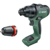 Bosch ADVANCEDIMPACT 18v Cordless Combi Drill   1 Attachment No Batteries No Charger No Case