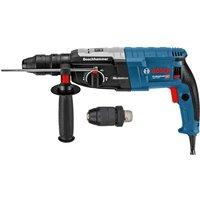 Bosch GBH 2 28 F SDS Plus 3 Mode Hammer Drill 110v