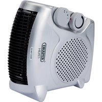 Draper Electric Fan Heater 2000W 240v