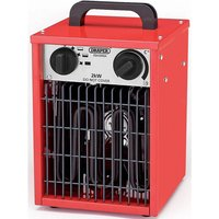 Draper ESH2000A Space Heater 240v