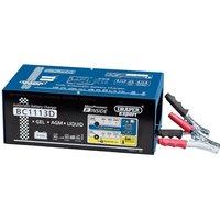 Draper Expert BC1113D Desulphating Automotive Battery Charger 6v, 12v or 24v