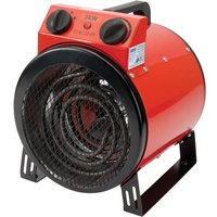 Draper ESH2000B Electric Space Heater 240v