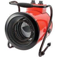 Draper ESH2800B Space Heater 240v