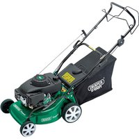 Draper LMP400 Self Propelled Petrol Rotary Lawnmower 400mm