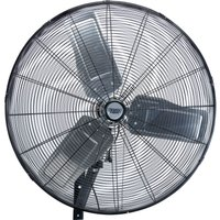 Draper Expert Industrial Wall Mount Fan 30
