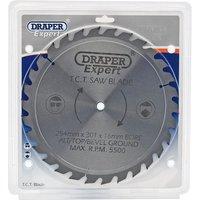 Draper Expert Circular Saw Blade 254mm 30T 16mm