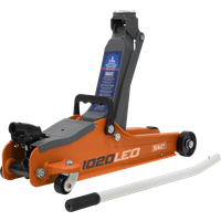 Sealey 1020LE Low Entry Yankee Trolley Jack 2 Tonne Orange