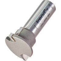 """Trend Drawer Lock Jointer Router Cutter 25.4mm 12.7mm 1/2"""""""