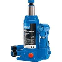 Draper 130 Series Hydraulic Bottle Jack 2 Tonne