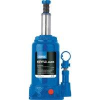 Draper High Lift Hydraulic Bottle Jack 4 Tonne