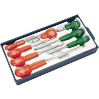 Draper 8 Piece Cabinet Pattern Screwdriver Set