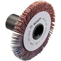 Bosch LR Lamella Abrasive Flap Wheel for PRR 250 ES 60mm 5mm 80g