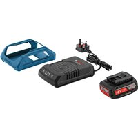 Bosch GAL 1830 18v Cordless Wireless Battery Charger & 1 Li-ion Battery 2ah 240v